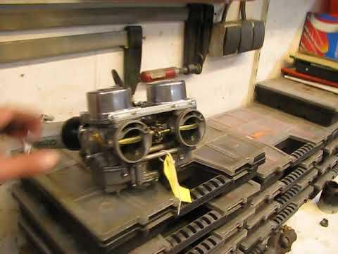 carburateurs cx650 gl650