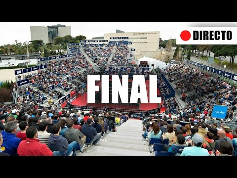 FINAL Air Europa Isla de La Palma Open | World Padel Tour (2015)