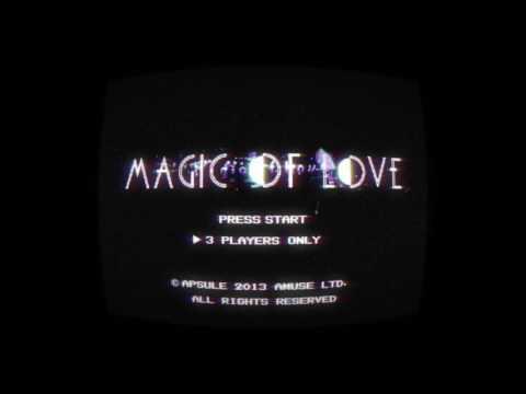 Magic of Love - Perfume 8-bit cover