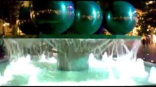 Площадь Фонтанов в Баку(Фонтаны вечернего Баку, 10 июля 2014 г., 2014-07-10T22:20:48.000Z)