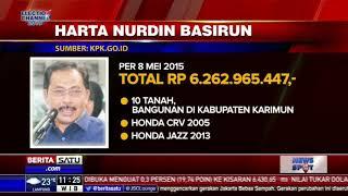 Tertangkap KPK Nurdin Basirun Patuh Lapor Kekayaan