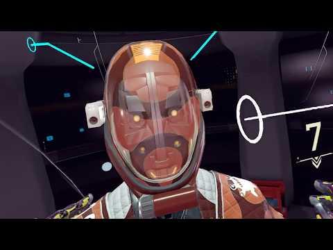 Echo arena vr |WARNING BAD LANGUAGE!