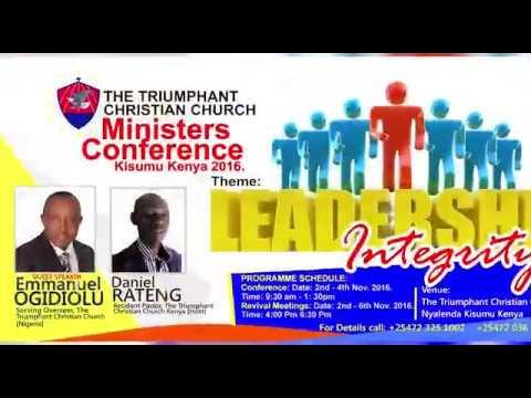 TTCC Leadership Conference kenya