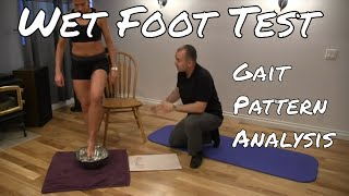 The Wet Foot Test - Kinetic Health