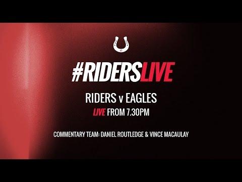 #RIDERSLIVE: Riders vs Eagles (BBL Championship)