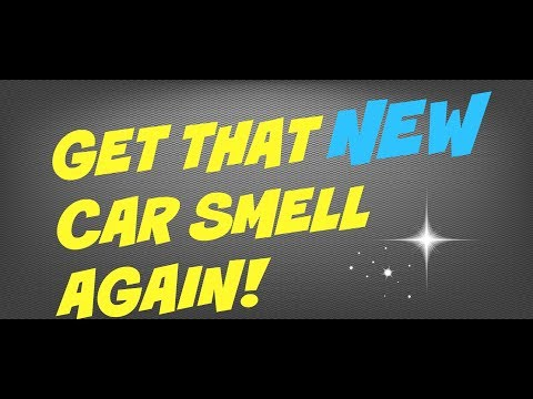 How To REMOVE Smoke, Mildew, Pet & Other ODORS..Permanently !