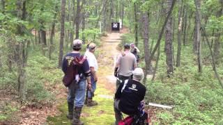 2012 BlackKnight Bigfoot Open Archery Shoot - 3D & Dots Archery Tournament