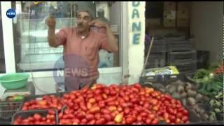 الشلف / أسعار الخضر تلتهب عشية حلول شهر رمضان