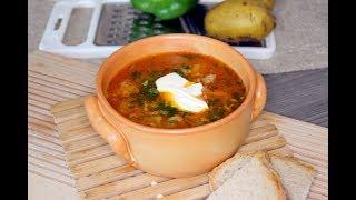 Тертый суп из самых доступных продуктов. Домашний ресторан®