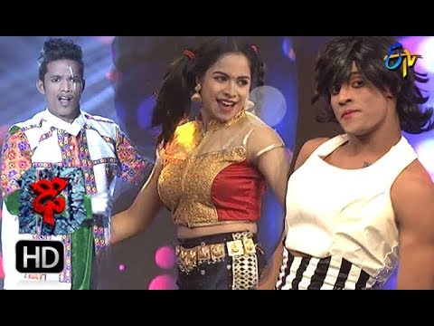 Dhee 10 |  7th  March 2018| Full Episode | ETV Telugu