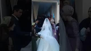 Тётя части ислама невеста пришла свадьба