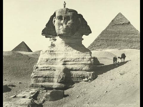"Proof ~ The ""Sphinx"" Was Anubis"