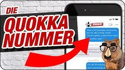 NUMMER KLÄREN von der 18-JÄHRIGEN mit QUOKKAS 🙊 | Chat Analyse Win