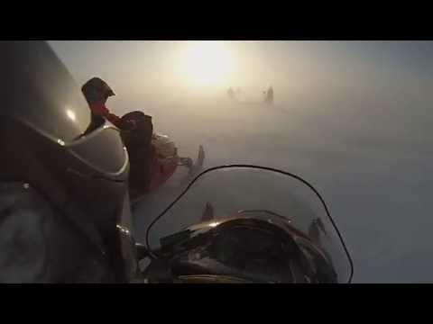 Mackinac Island and a Brutal Ice Bridge Crossing
