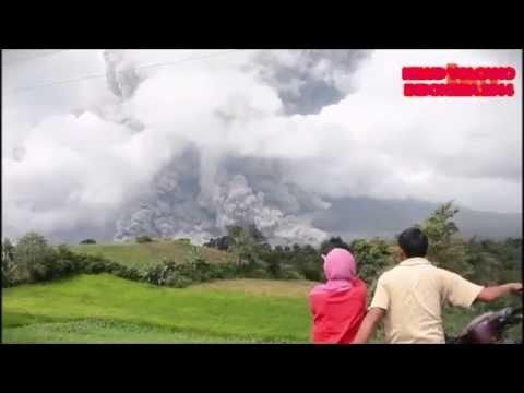 Kelud Volcano Indonesia
