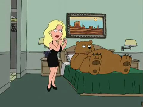 Family Guy - Ms. Lockhart (4)