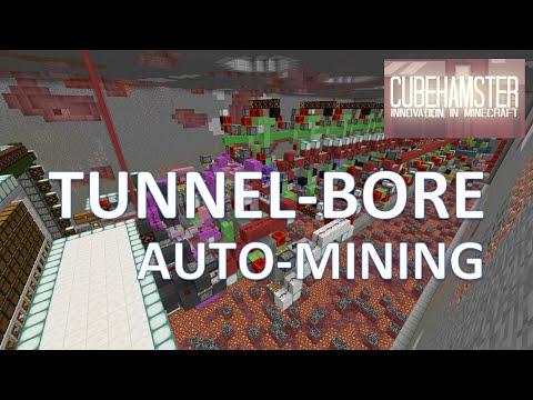 Minecraft automatic tunnel bore machine auto mining no mods no minecraft automatic tunnel bore machine auto mining no mods no command blocks malvernweather Choice Image