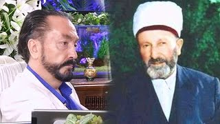 Adnan Oktar Süleyman Hilmi Tunahan'ı anlatıyor