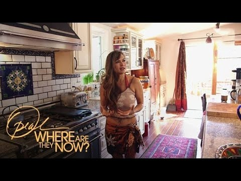Tour Nia Peeples' Tricked-Out, Double-Wide Trailer | Where Are They Now | Oprah Winfrey Network