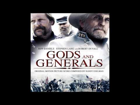 02. 10M8 These Brave Irishmen - Gods And Generals (Original Motion Picture Score)