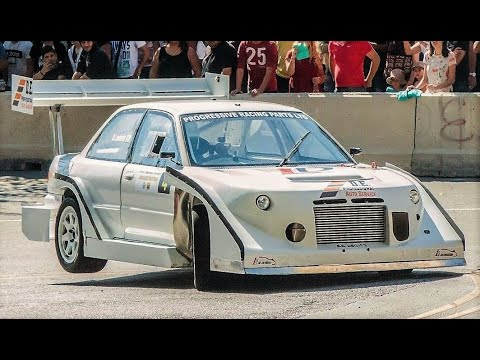 Mitsubishi Lancer Evo III Monster || 760Hp on Stock Transmission - Cyprus Hillclimb Legend