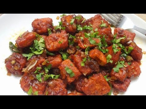 ALOO Manchurian Recipe How To Make Aloo Manchurian At Home | Easy Recipe