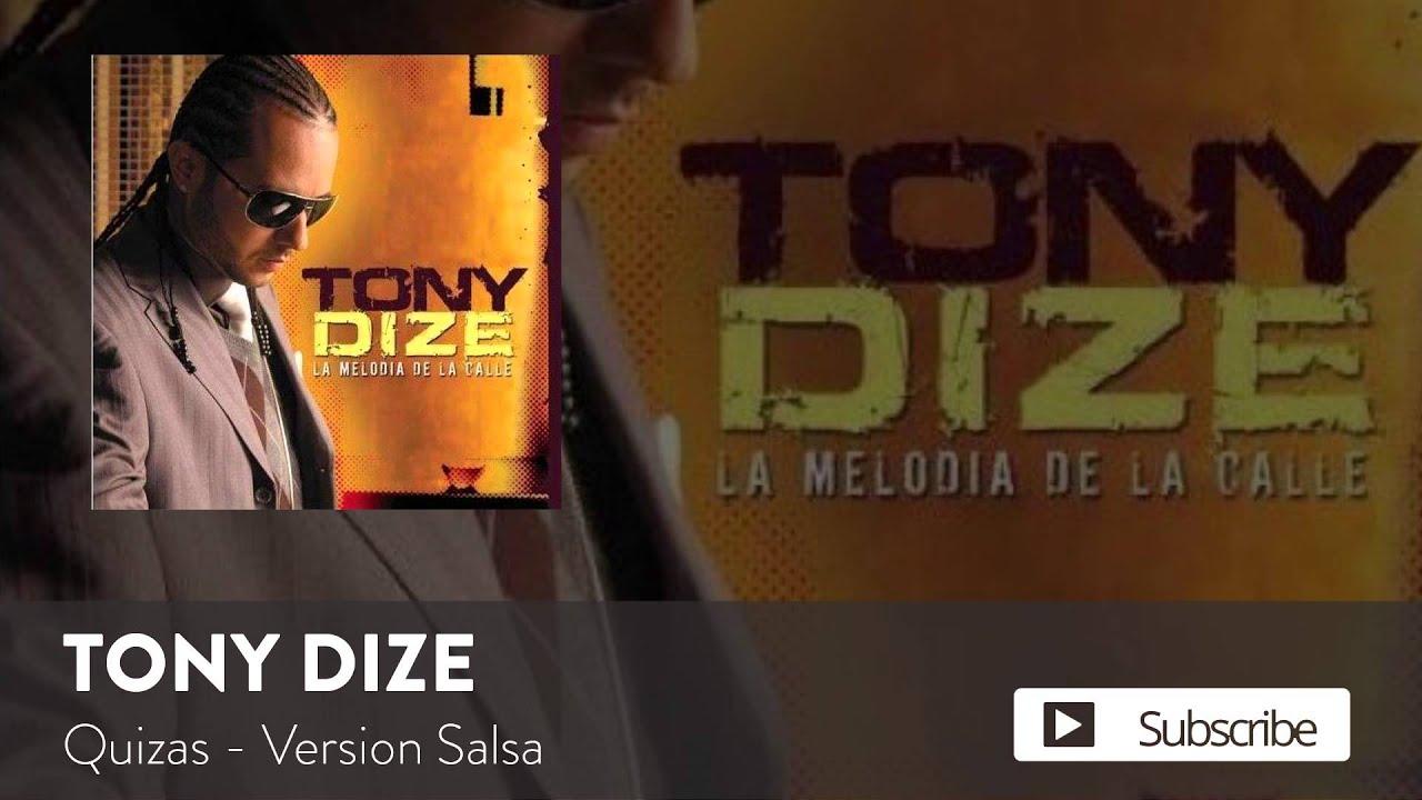 Tony Dize - Quizas (Version Salsa) [Official Audio]