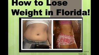 How to Lose Weight in Florida