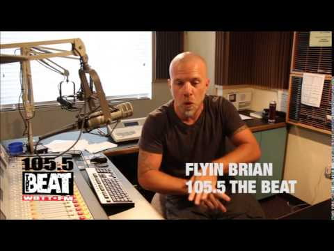 Special Message from Flyin Brian and 1055 The Beat