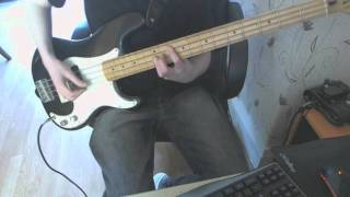 Sexy Results (MSTRKRFT Mix)- Death From Above 1979 (Bass Cover)