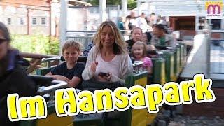 Im Hansapark Freizeitpark mit den Spielzeugtestern | Vlog #131 Marieland