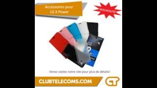 Nouveaux produits LG X Power