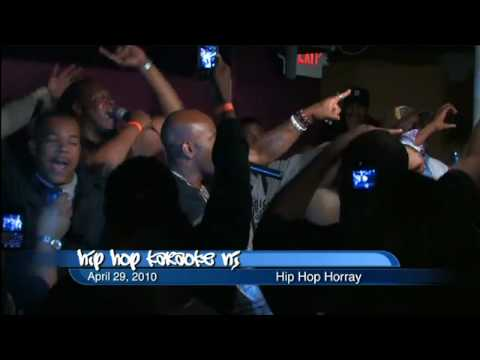 Naughty by Nature @ HHK NJ - HipHop Hooray 4.29.10