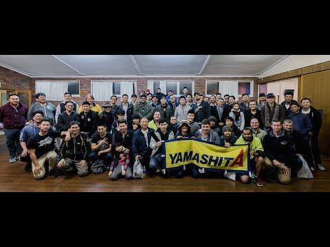 Yamashita Eging Presentation in Australia hosted by Isofishinglifestyle