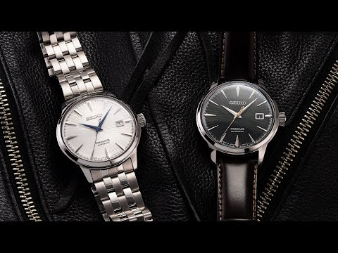 The Seiko Cocktail Time SRPB77 & SRPD37 Review - The Best Dial For $400