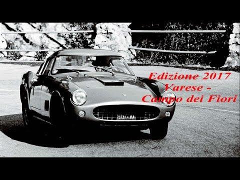 Auto Storiche. 26° edizione Varese - Campo dei Fiori.  HD