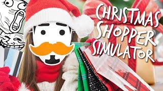 ROBIMY SWIATECZNE ZAKUPY! - Christmas Shopper Simulator