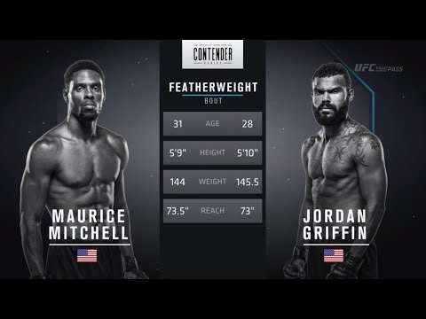 FREE FIGHT | Griffin Pounces for RNC Win | DWTNCS Week 7 Contract Winner - Season 2