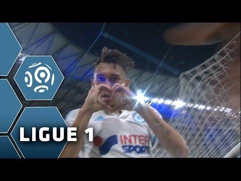 Goal Lucas OCAMPOS (89') / Olympique de Marseille - SC Bastia (3-0) - (OM - SCB) / 2014-15