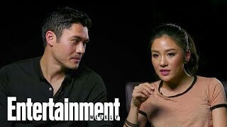 'Crazy Rich Asians': Constance Wu, Henry Golding On Asian Portrayal In Media | Entertainment Weekly