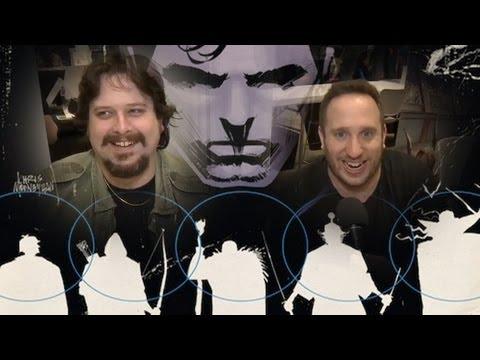 Five Ghosts: Barbiere & Mooneyham
