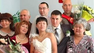 Хакасия-Аскиз свадьба. Дима и Дина.Тимур Топоев видео.