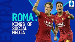 Football's Social Media Champions?   Roma's Online Strategy Officer Paul Rogers   Serie A TIM