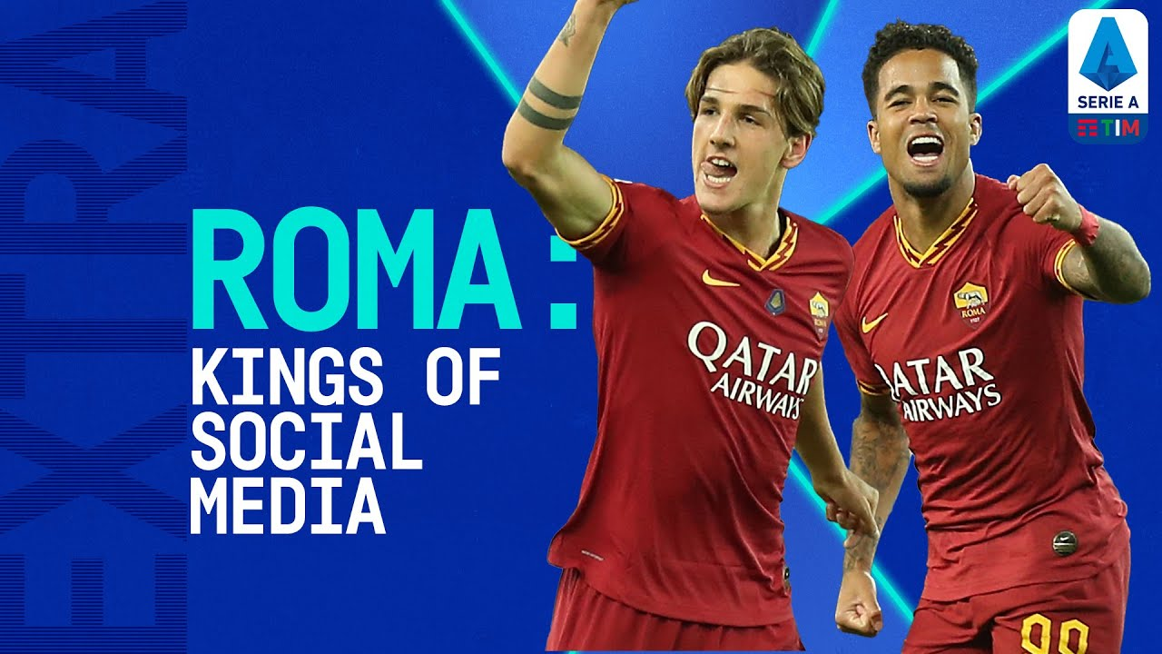 Football's Social Media Champions? | Roma's Online Strategy Officer Paul Rogers | Serie A