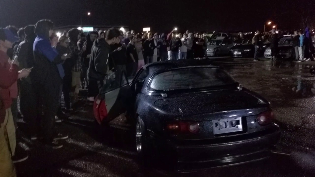 haggard garage car meet
