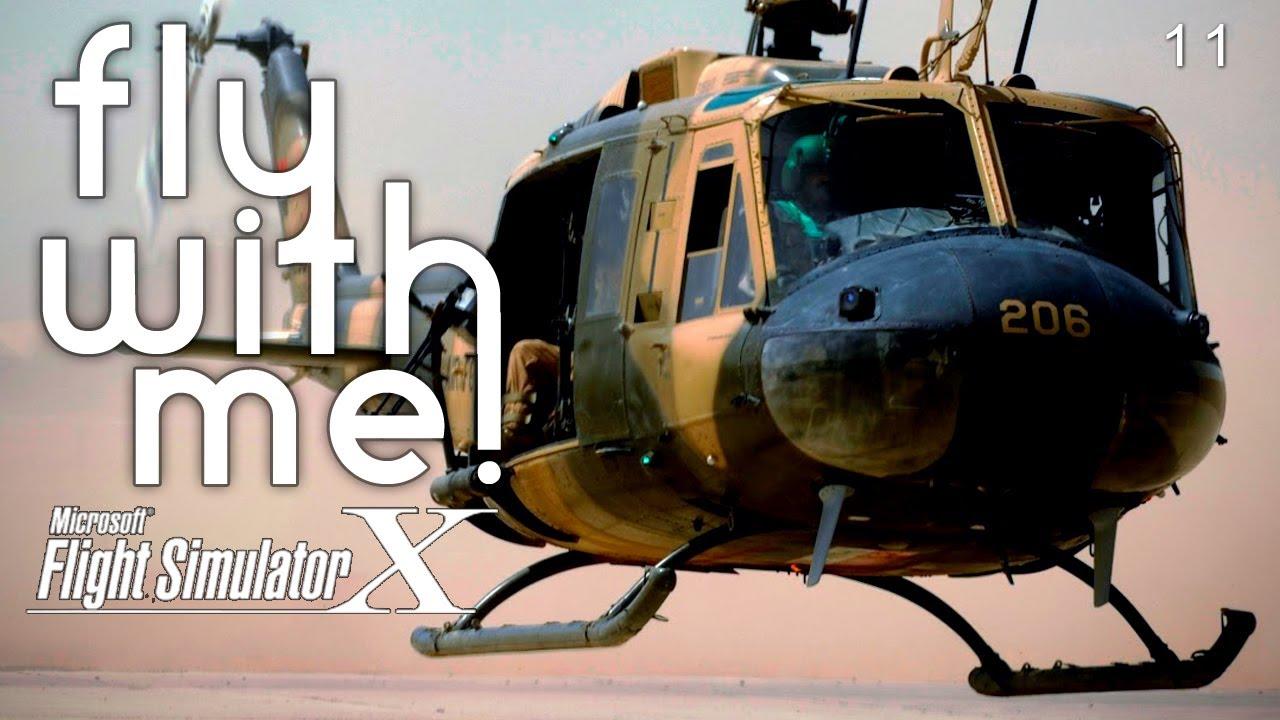 FSX UH-1 Huey