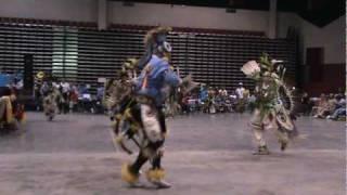 Traditional-Chicken Dance Duck- Dive BEST 2010 Tulsa Powwow