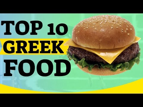 Traditional Greek Food Recipes
