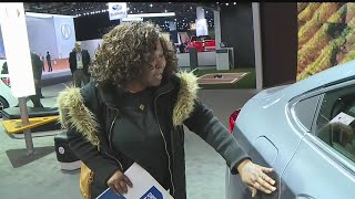 Laid-off GM Lordstown workers sad to see new car at Detroit Auto Show