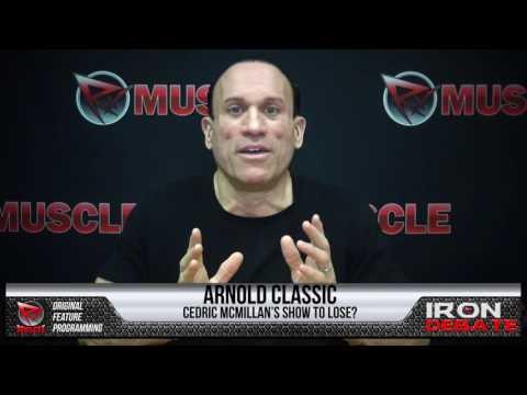 Will Cedric McMillan Win the Arnold Classic? Iron Debate on RXMuscle.com